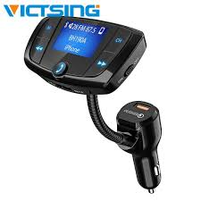 VicTsing <b>Bluetooth V4</b>.<b>2</b> FM Transmitter, OMORC <b>Car</b> Kit <b>Wireless</b> ...