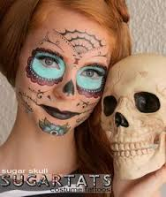 sugar skull set of temporary tattoos easy to use the sugar skull tattoo set large tattoo set conns a lot of variations that you can play with and