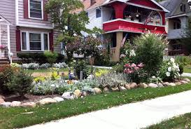 admirable front gardens designs bedroommagnificent lush landscaping ideas