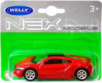 Игрушка <b>WELLY модель машины</b> 1:60 в ассорт., 12шт. 52020A/A ...