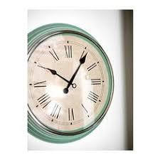 skovel wall clock green blank wall clock frei