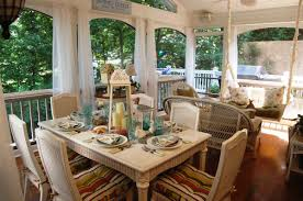 For Decorating Dining Room Table Country Dining Room Decorating Ideas Stellasolahouston
