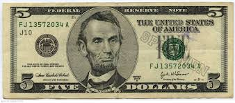why abraham lincoln should be removed from the five dollar bill by why abraham lincoln should be removed from the five dollar bill by charles bane jr
