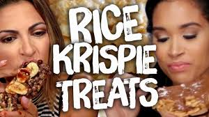 6 Extreme Rice Krispies Treat Creations (Cheat Day) - YouTube