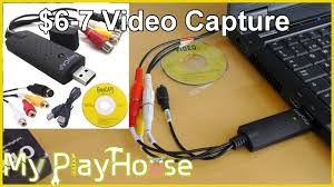 $7 - <b>EasyCAP</b> USB2 Video Captures my 29 Year old VHS Tape ...