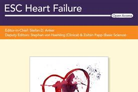 Resultado de imagen de esc heart failure