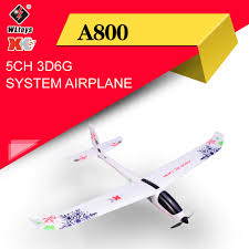 <b>WLtoys XK A800</b> 2.4Ghz 5CH RC Airplane with 3D/6G Mode Switch ...