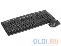 Беспроводной комплект <b>A4 tech</b> W <b>9200F</b> Black USB(Radio ...