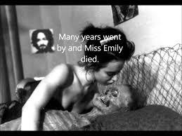 a rose for emily w bfmv a rose for emily w bfmv