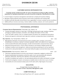 Resume Examples     perfect simple detailed effective edit     Resume Examples  Professional Experience Education Background Work Experience Customer Service Representative Resume Templates Technical