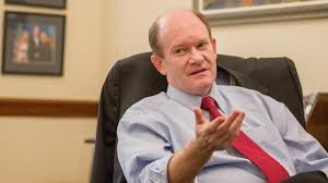 Image result for chris coons