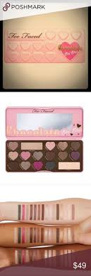 <b>Too Faced</b> | Chocolate Bon Bon Palette NWT in 2020 (With images ...
