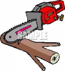 Bilderesultat for chainsaw cartoon