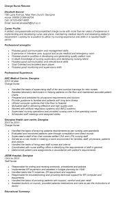 example of charge nurse resume career profile professional    example of charge nurse resume career profile professional astrengts
