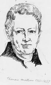 david ricardo bennythomas s weblog malthus became widely known for his theories about change in population his an essay on the principle of population observed that sooner or later