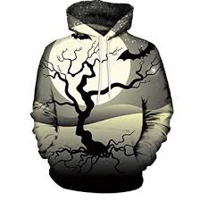 Linkay Hoodie <b>Womens Autumn Winter</b> Sweatshirt Hooded Pullover ...