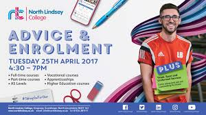 welcome to north lindsey college advice enrolment