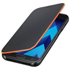 Купить <b>Чехол Samsung</b> A3 2017 <b>Neon Flip</b> Cover Black в каталоге ...