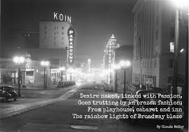 the best poems about new york city boo york city hires broadway at night vintage
