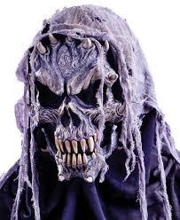 Skeleton and Skull <b>Halloween Masks</b>