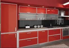 kabinet dapur aluminium 2016: Lemari gantung dapur modern model dan warna
