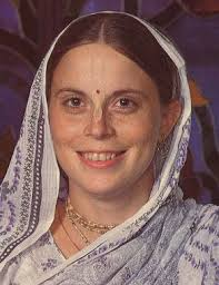 Krsnamayi Devi Dasi. It was 4:15 in the morning. On the north side of Chicago, not even the birds were up. But I was. And not only was I up, ... - Back-To-Godhead-Krsnamayi-Devi-Dasi