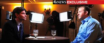 exclusive george stephanopoulos interviews police officer darren photo abc news george stephanopoulos sat down darren wilson in the ferguson police officers