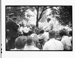 th anniversary of the scopes trial john t scopes trial outdoor proceedings on 20 1925