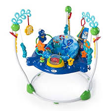Baby Einstein Neptune's Ocean Discovery Jumper ... - Amazon.com