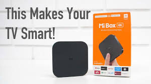 <b>Mi Box 4K</b> Review Streaming <b>Box</b> Makes Your <b>TV</b> Smart - YouTube