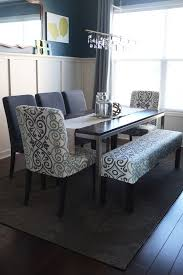 kitchen table chairs design banquette seating