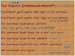 animal farm  commandments essay format   essay for you    animal farm  commandments essay format   image