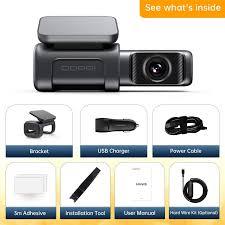 <b>DDPAI Mini5 4K</b> Car Dash Camera, in-Built GPS, IMX 415: Amazon ...