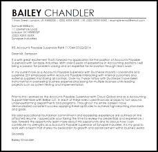 accounts payable supervisor cover letter sample livecareer accounts payable supervisor cover letter sample accounts receivable analyst cover letter