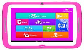 <b>Планшет TurboKids Princess</b> (Wi-Fi, 16 Гб) — купить по выгодной ...