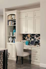 kitchen cabinets home office transitional: