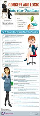 17 best ideas about common interview questions the logic behind 19 common interview questions