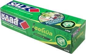 Купить <b>Зубная паста</b> с экстрактом растения хабу Salz Habu ...