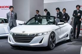 new car releases 2013 ukTokyo motor show 2013 Honda Beat S660 concept  Autocar