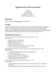rn sample resume info resume for a nurse graduate new graduate nurse resume nurse new
