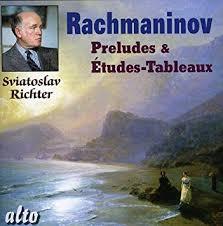 Sergei <b>Rachmaninov, Sviatoslav Richter</b> - <b>Rachmaninov</b>: Preludes ...