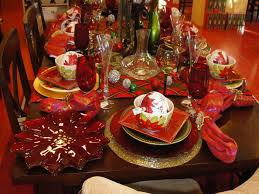Holiday Dining Room Decorating Christmas Decoration Photo Christmas Table Ideas Gold