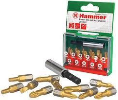 Купить <b>Набор бит HAMMER</b> Flex <b>203-902</b> PB в интернет ...