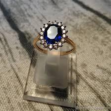 <b>Золотое</b> помолвочное <b>кольцо принцессы</b> Дианы и Кейт – купить ...