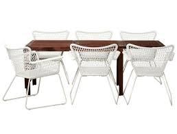 Tavolo Da Terrazzo In Legno : Tavoli da giardino in legno foto design mag