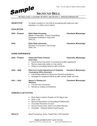 resume objective high school counselor example good resume template resume objective high school counselor resume template high school student academic aie example resume high school