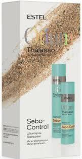 <b>Estel</b> Professional <b>Otium Thalasso</b> Sebo-Control Set Shampoo and ...
