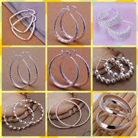 Wholesale Ear Rings <b>Big Hoops</b>