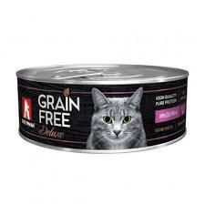 <b>Зоогурман Grain Free консервы</b> для кошек Индейка