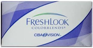 Цветные <b>контактные линзы Alcon FreshLook</b> Ежемесячные, 0.00 ...